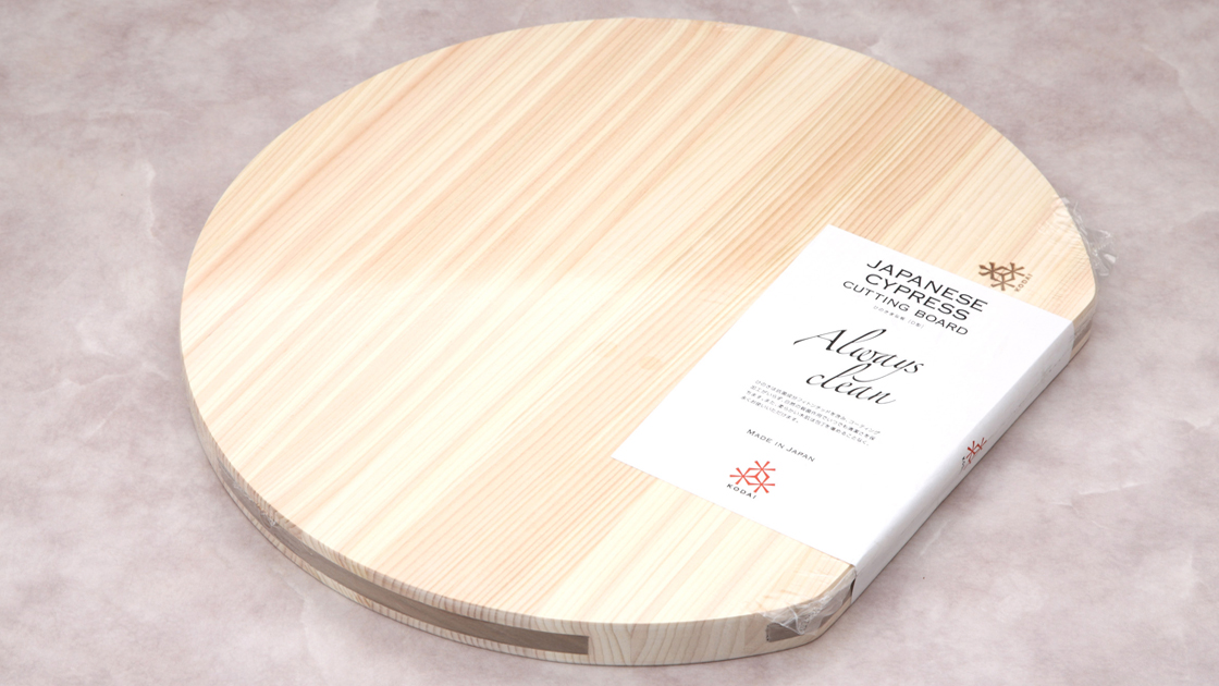Hinoki Cutting Boards | Kodai